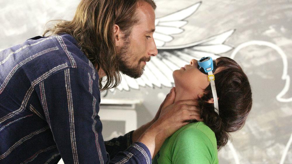 Matthias Schoenaerts & Anna Franziska Jaeger in MY QUEEN KARO directed by Dorothee van den Berghe - DoP Jan Vancaillie. Courtesy Caviar Films