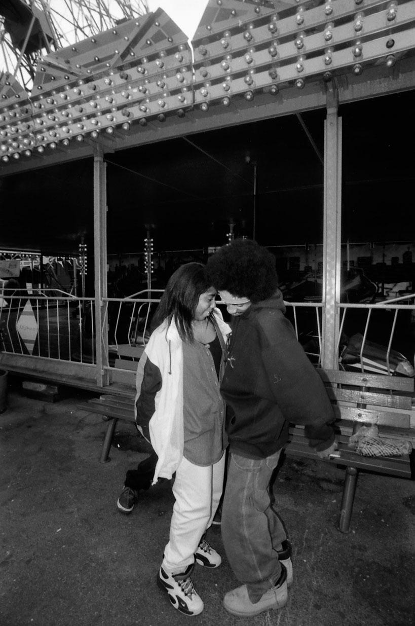 Soul Jive, Coney Island, Brooklyn