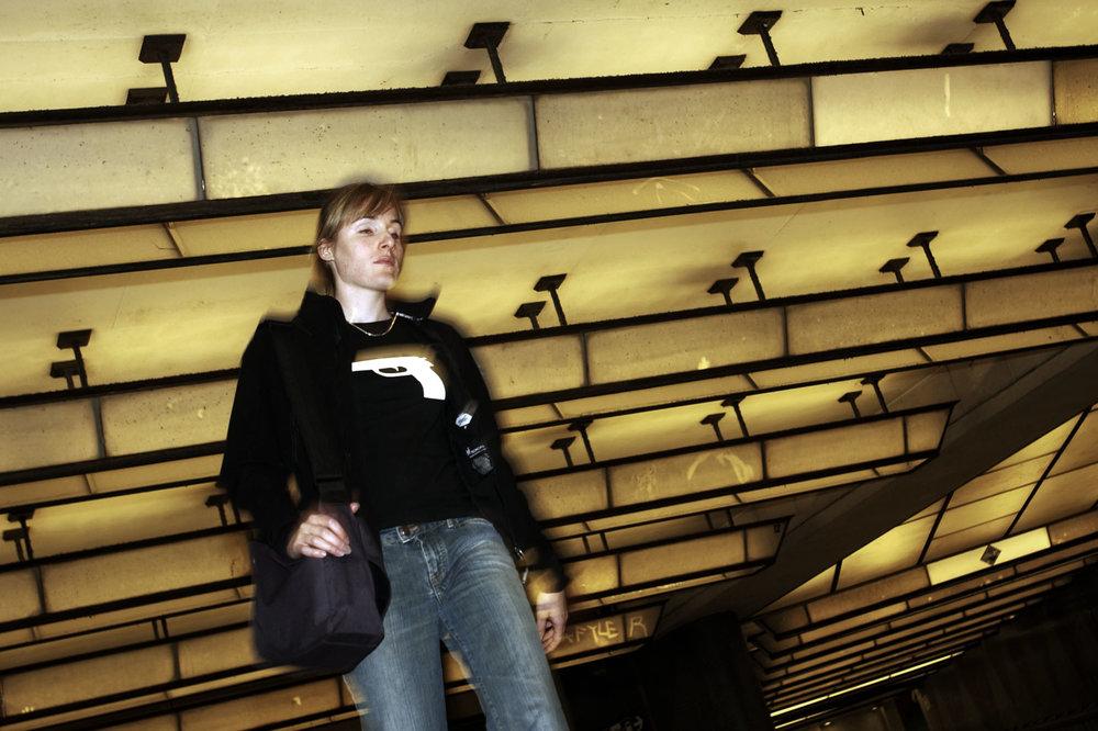 Shooter, Central Station, Brussels