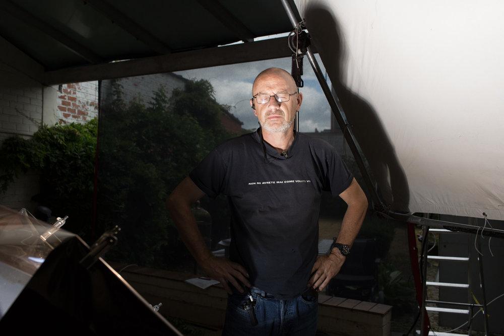 Jan Vandenbussche, gaffer