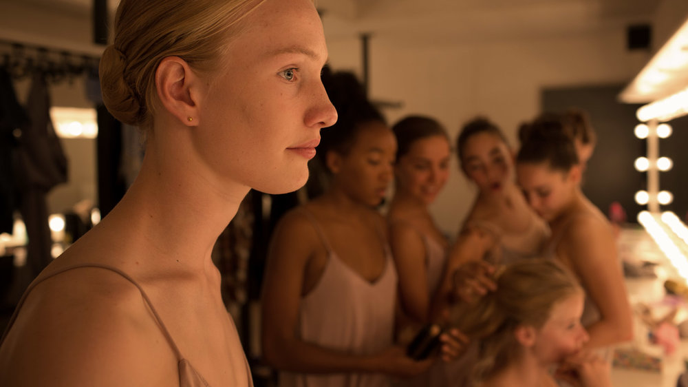 Viktor Polster in GIRL directed by Lukas Dhont. DoP Frank van den Eeden - Courtesy Menuet