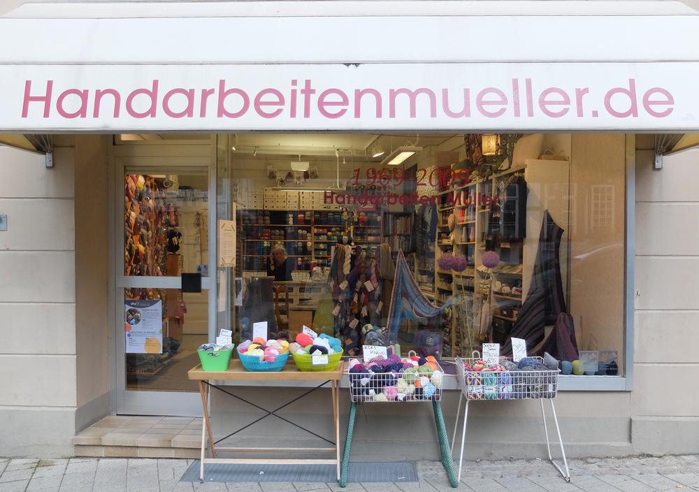 Handarbeiten Müller