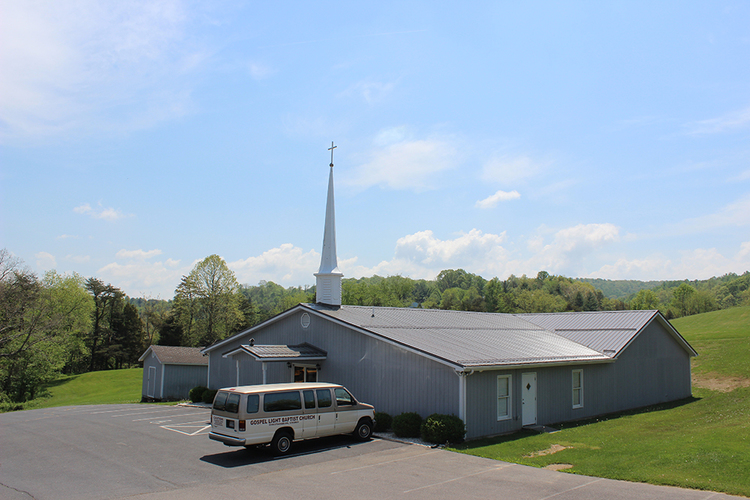 Massive roof redone for Gospel Light Baptist Church