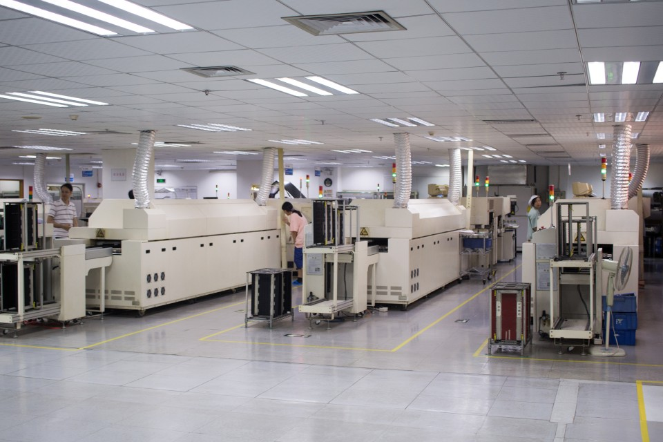 SMT (Surface Mounting Technology) machines