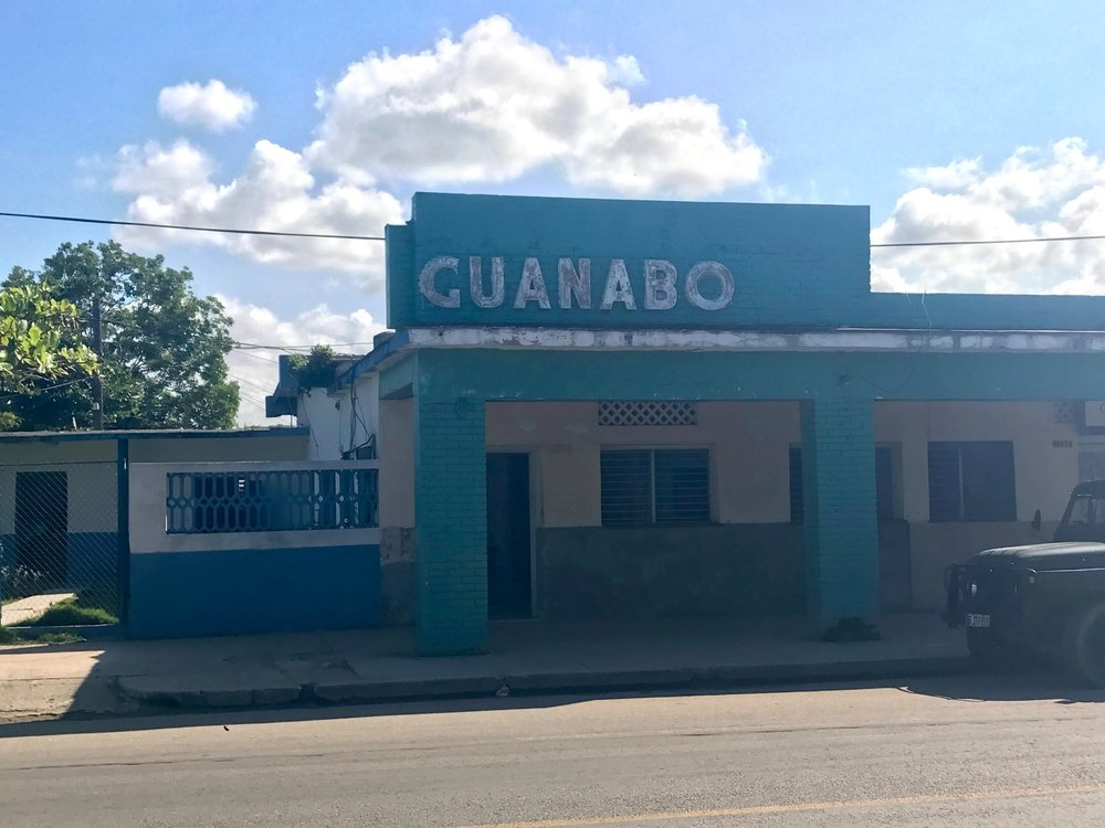guanabo, our cuban home for a week, in the playas del este de habana