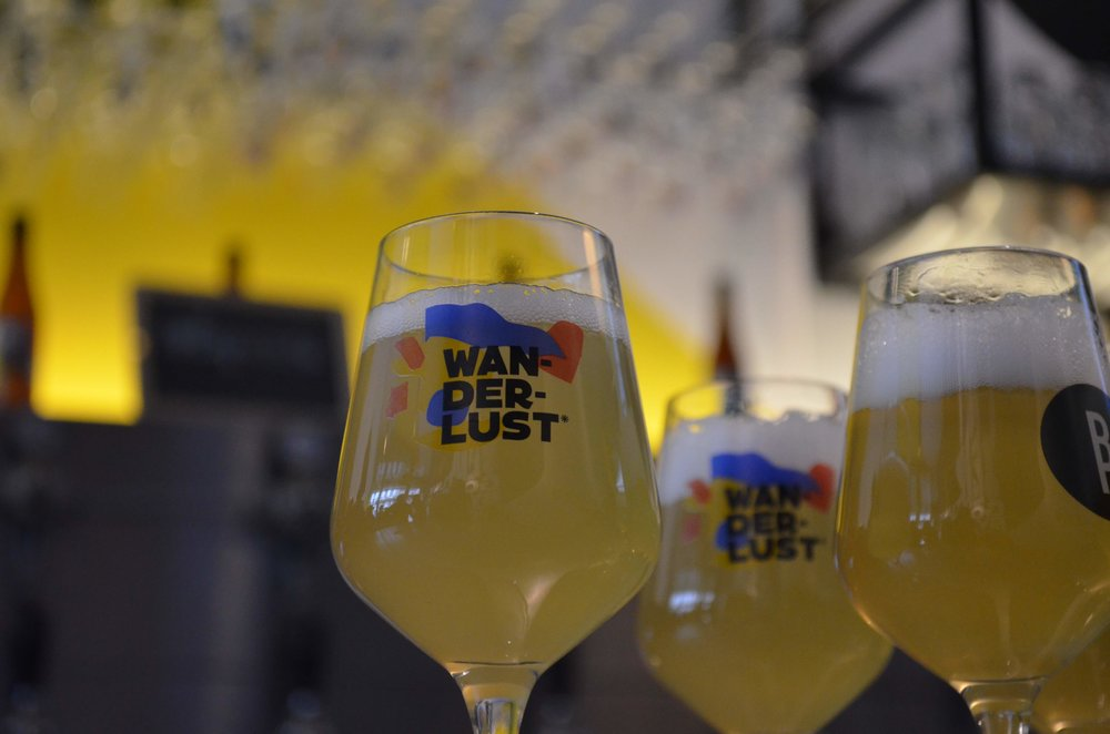 wanderlust at Brussels Beer Project