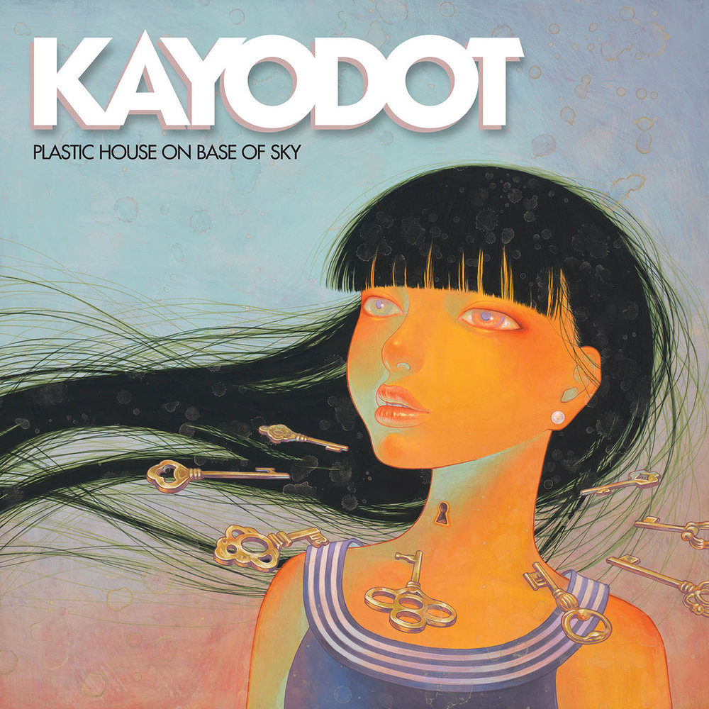 9. Kayo Dot - Plastic House on Base of Sky [The Flenser]