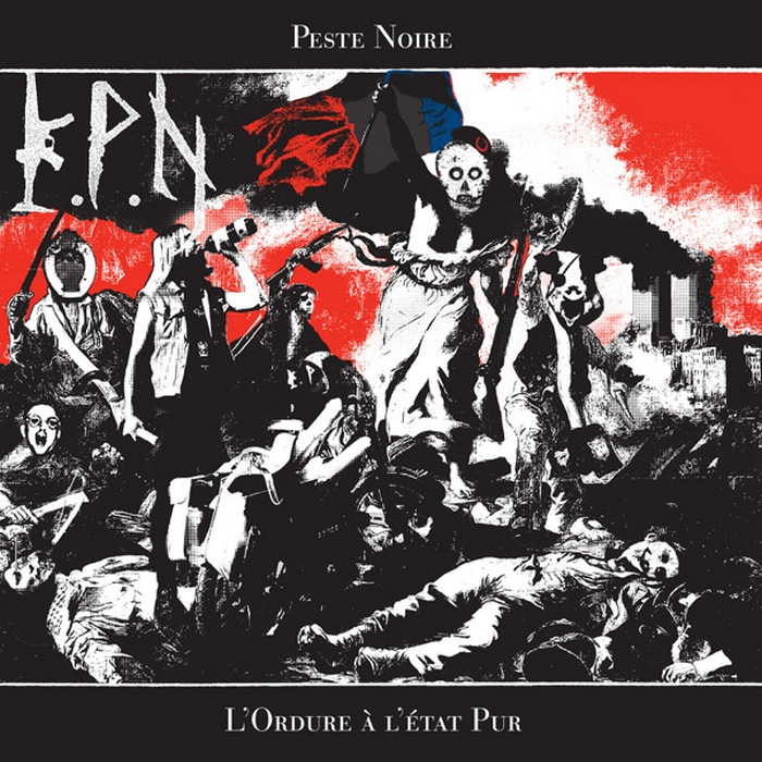 9. Peste Noire -L'Ordure à l'état Pur [La mesnie Herlequin]