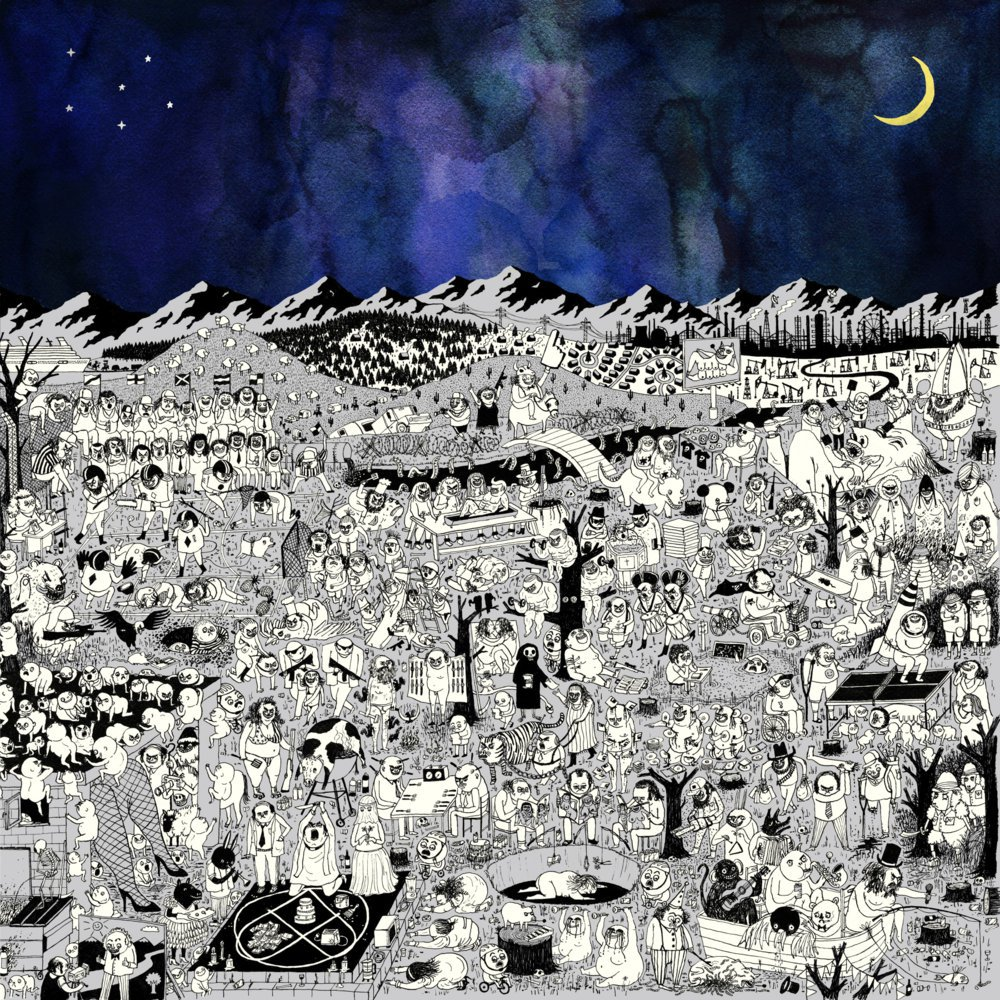 9. Father John Misty - Pure Comedy [Sub Pop]