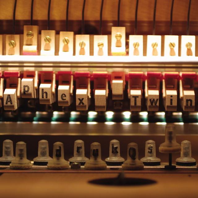 5. Aphex Twin - drukQs [Warp]