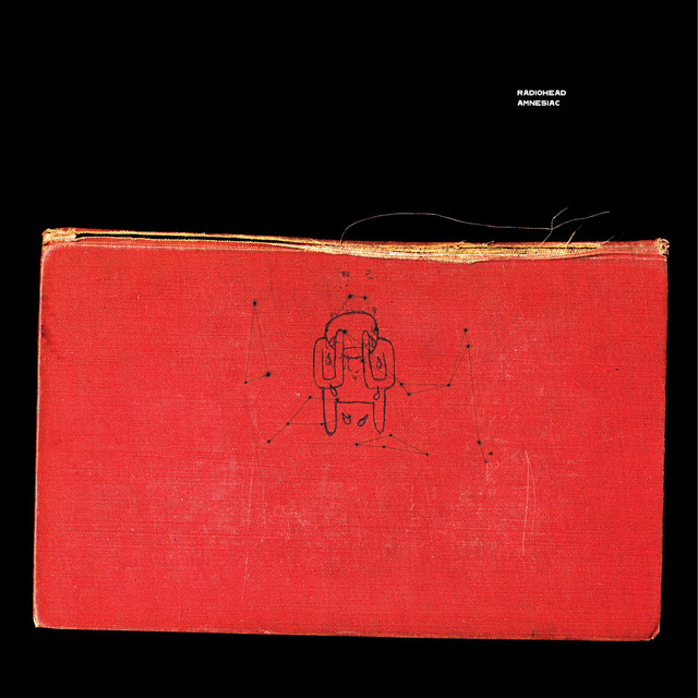 3. Radiohead - Amnesiac [Capitol]
