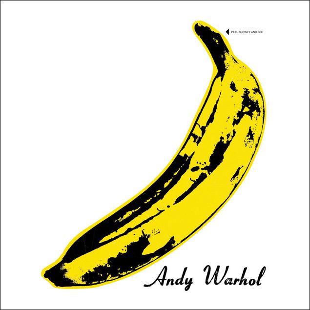 3. The Velvet Underground - The Velvet Underground & Nico [Verve, 1967]