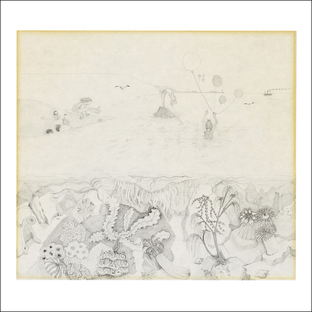 4. Robert Wyatt - Rock Bottom [Virgin, 1974]