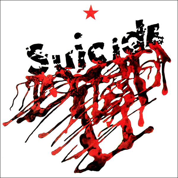 6. Suicide - Suicide [Red Star, 1977]
