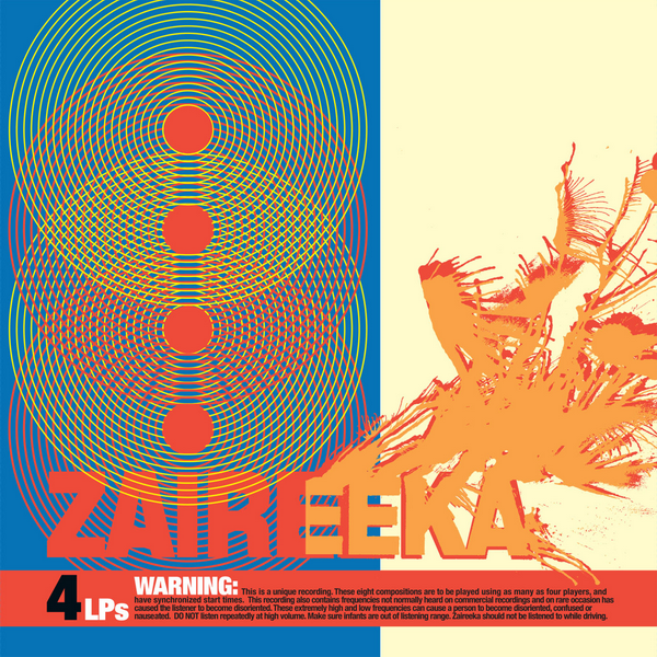The Flaming Lips - Zaireeka [Warner Bros., 1997]