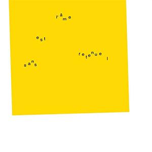 5. Jürg Frey - l'âme est sans retenue I [Erstwhile]