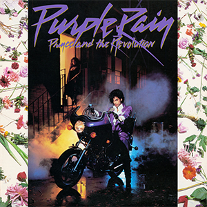2. Prince and the Revolution - Purple Rain [Warner Bros., 1984]