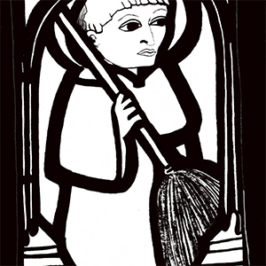 9. Áine O'Dwyer – Music for Church Cleaners [Fort Evil Fruit]
