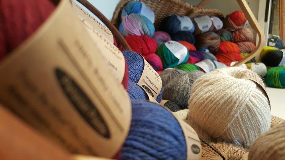 Llamor yarn