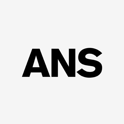 Logo Algemeen Nijmeegs Studentenblad  i.s.m. Roel Vaessen