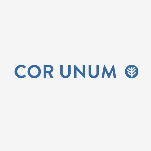 Logo Cor Unum Ceramics   ontwerp logo: Marloes de Laat en Roel Vaessen
