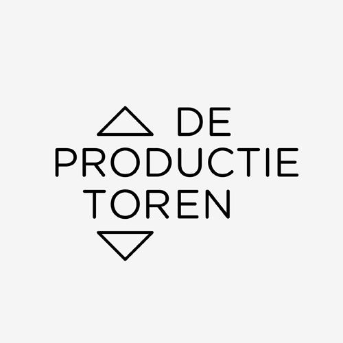 Logo De Productie Toren   ontwerp logo: Marloes de Laat
