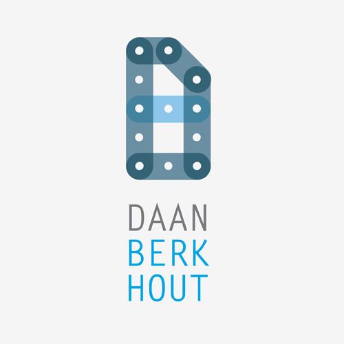 Logo Daan Berkhout   ontwerp logo: Marloes de Laat en Roel Vaessen