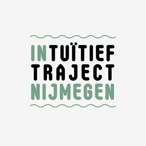 Logo Intuïtief Traject Nijmegen   ontwerp logo: Marloes de Laat