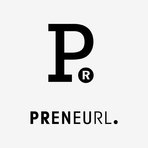 Logo Preneurl.   ontwerp logo: Marloes de Laat en Roel Vaessen