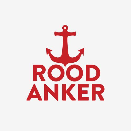 Logo Rood Anker   ontwerp logo: Marloes de Laat