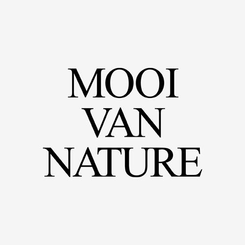 Logo Mooi van Nature   ontwerp logo: Marloes de Laat en Roel Vaessen