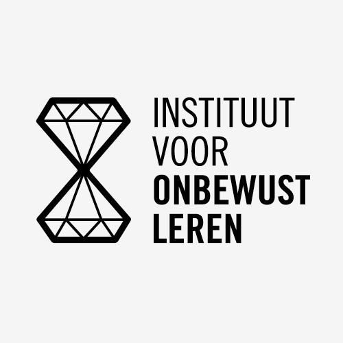 Logo Instituut voor Onbewust Leren   ontwerp logo: Marloes de Laat