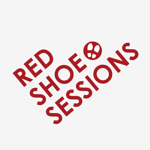 Logo Red Shoe Sessions   ontwerp:  Marloes de Laat
