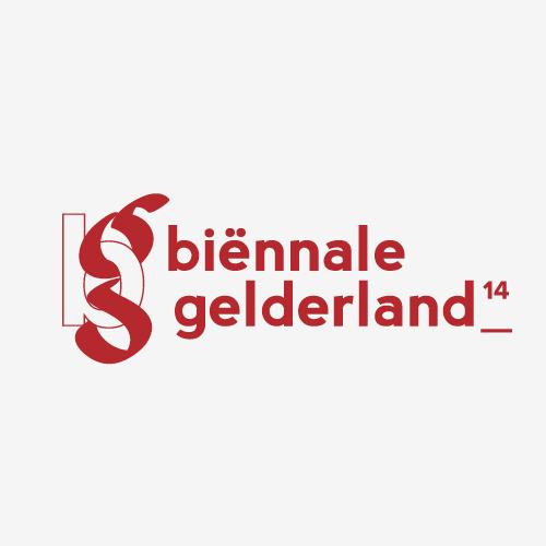 Restyling Logo Biënnale Gelderland 2014