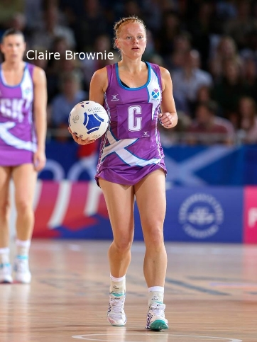 We are delighted to announce that Claire Brownie will be our Head Coach for Netball in our Summer Camp in Edinburgh from 16th-23rd July! Claire has captained the National Squad, competed at the Commonwealth Games, Competed at the World Championships in Australia, Coached the u21 Scotland Squad and is currently representing Team Bath. An opportunity not to miss for all netball and sport enthusiasts!