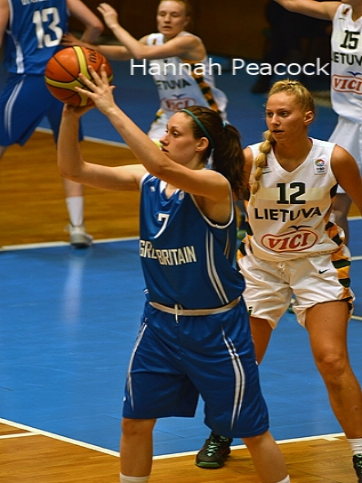With over 20 caps for GB, Hannah Peacock joins our Edinburgh Sports Camp as Head of Basketball. With international playing and coaching experience, combined with a BEd (Hons) Degree in Physical Education, Hannah was the obvious choice.