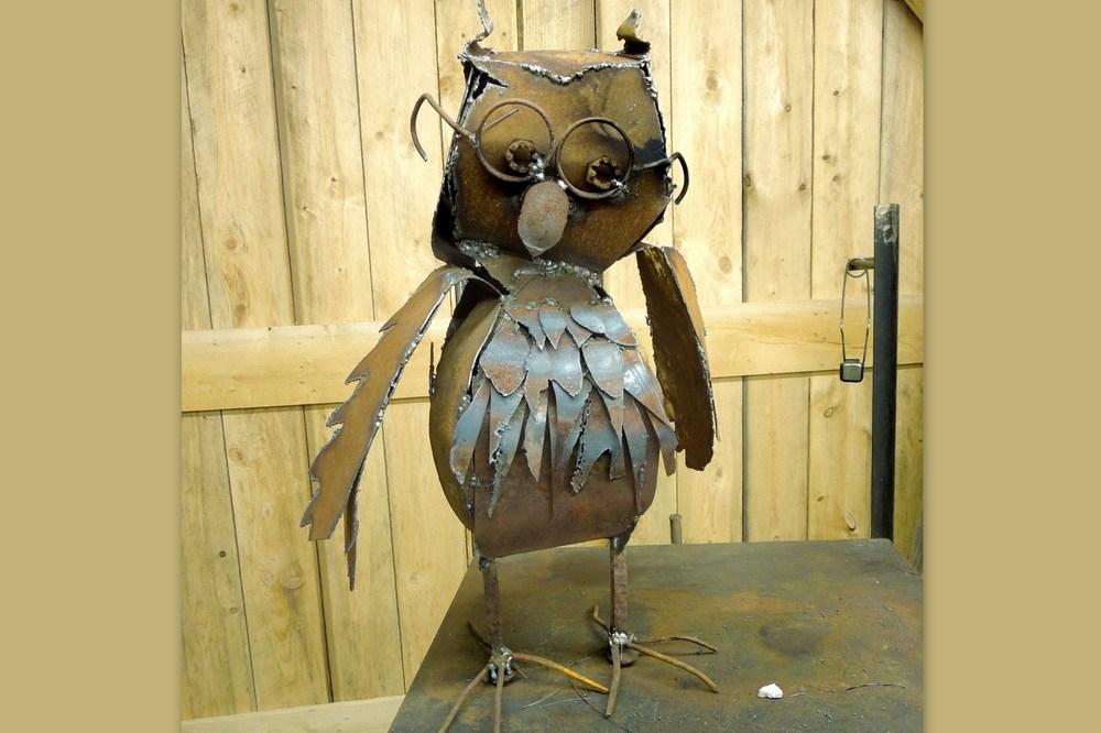 March 2012: Scrap Owl