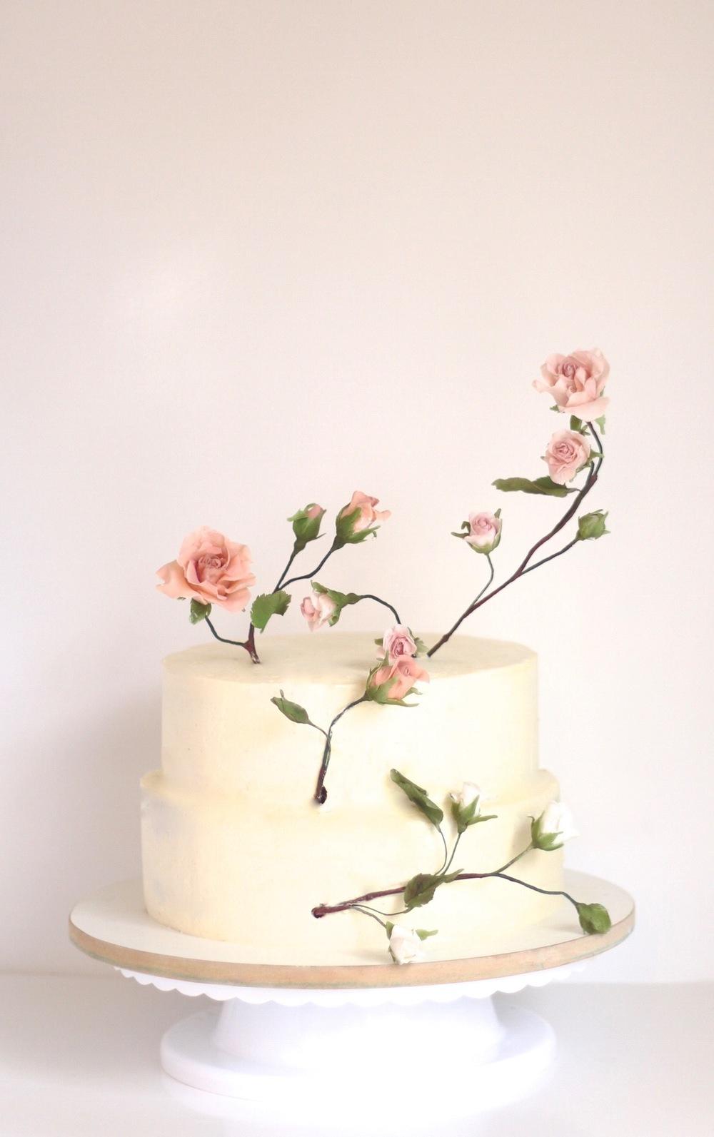 trinidad and tobago wedding cake by jaime gerard cake roses