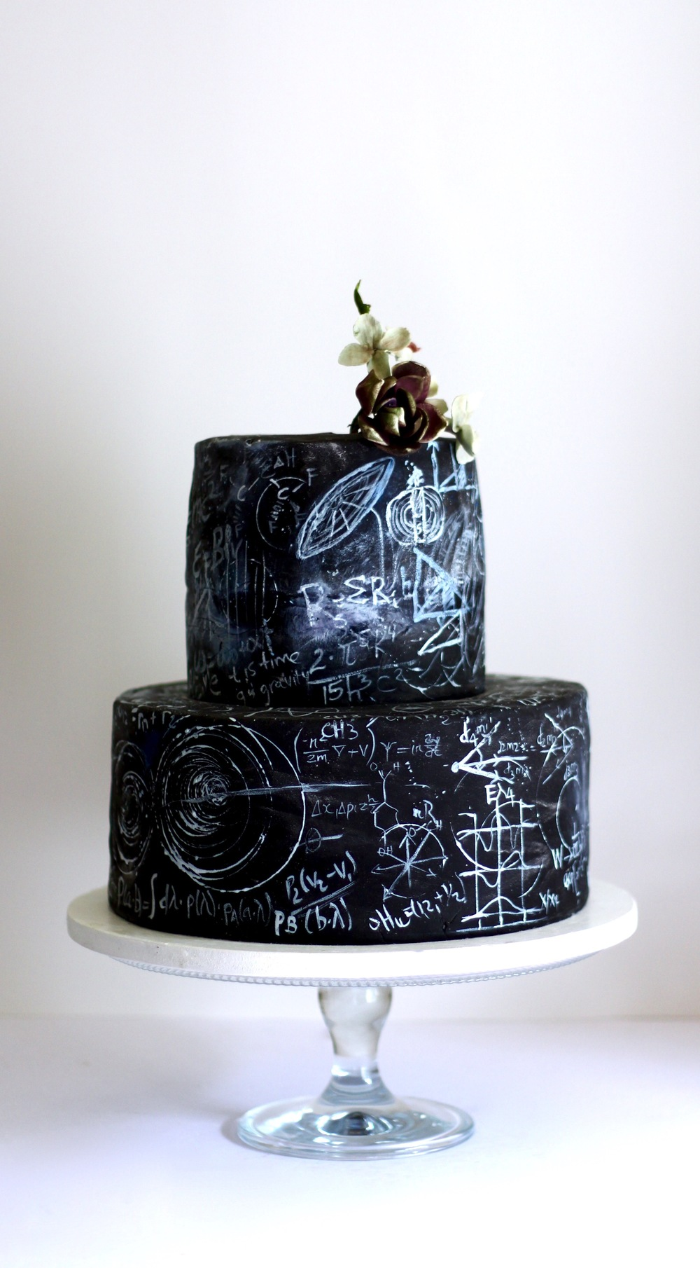 chalkboard wedding cake trinidad and tobago by jaime gerard cake