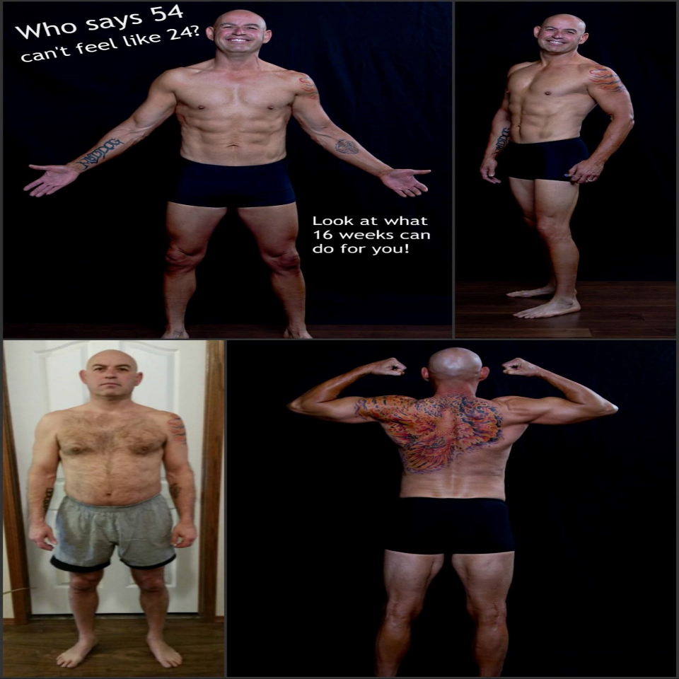 DisCLAIMER:  THIS PICTure is the before and after of doing the isabody challenge.  results will vary depending on exercise, eating healthy, your body type/genetics and following the isagenix system..  This takes dedication and determination...not a magic pill, but a system that, when followed correctly, can assist you in attaining a healthy, balanced body.