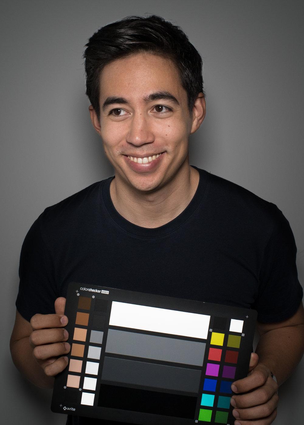 Victor Tadashi Suarez