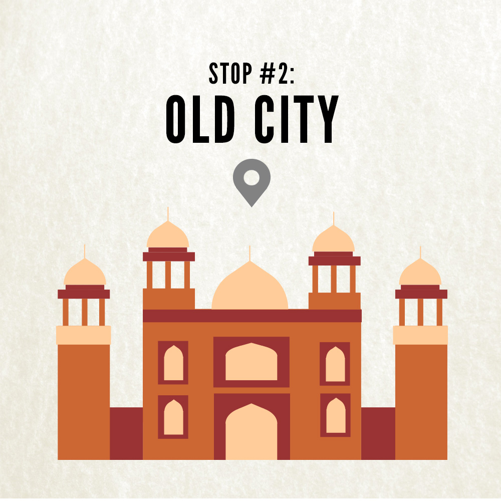 Next up, we'll be exploring the Old City of Lahore -- home to a maze of heritage and religious sites like the Wazir Khan Mosque.  Come with us as we take you through the ancient walls and into the heart of the city.