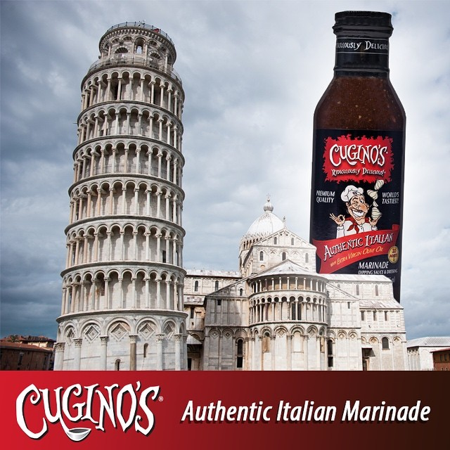 I love cooking chicken with this amazing marinade or using it as a salad dressing! #Cuginos, #Ridiculouslydelicious, #Marinade, #Italiandressing