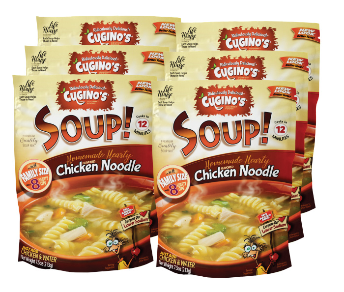 Image result for cuginos soup