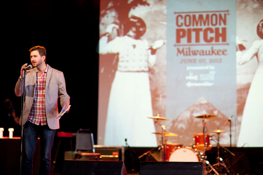 Tim Dyer Host Common Pitch
