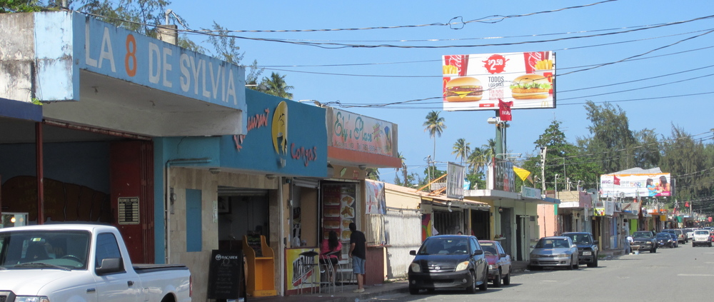 Luquillo's sixty kioskos offer up enough cuisine to suit any picky eater's palate.