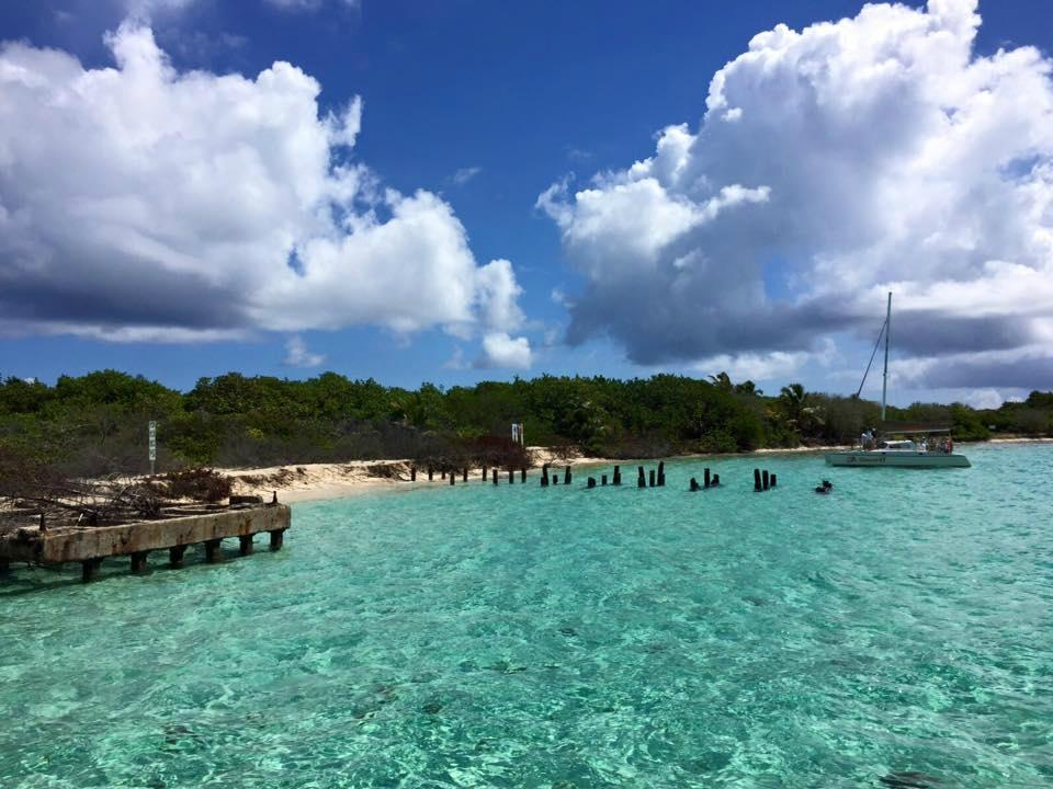 Explore Icacos island just off Fajardo, whose crystalline waters are tailor-made for snorkeling.