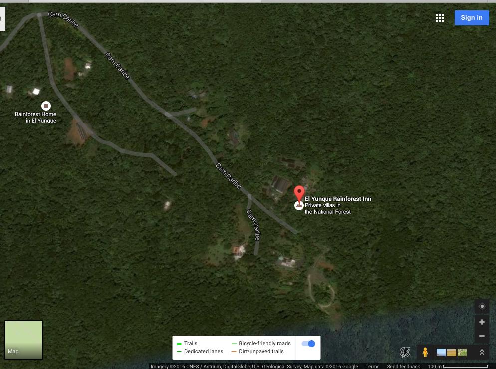 Google Map Cam on