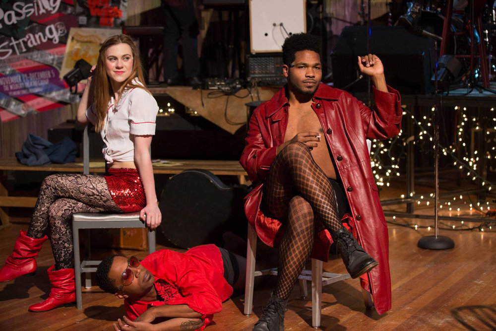 PASSING STRANGE (Wilbury Theatre Group)