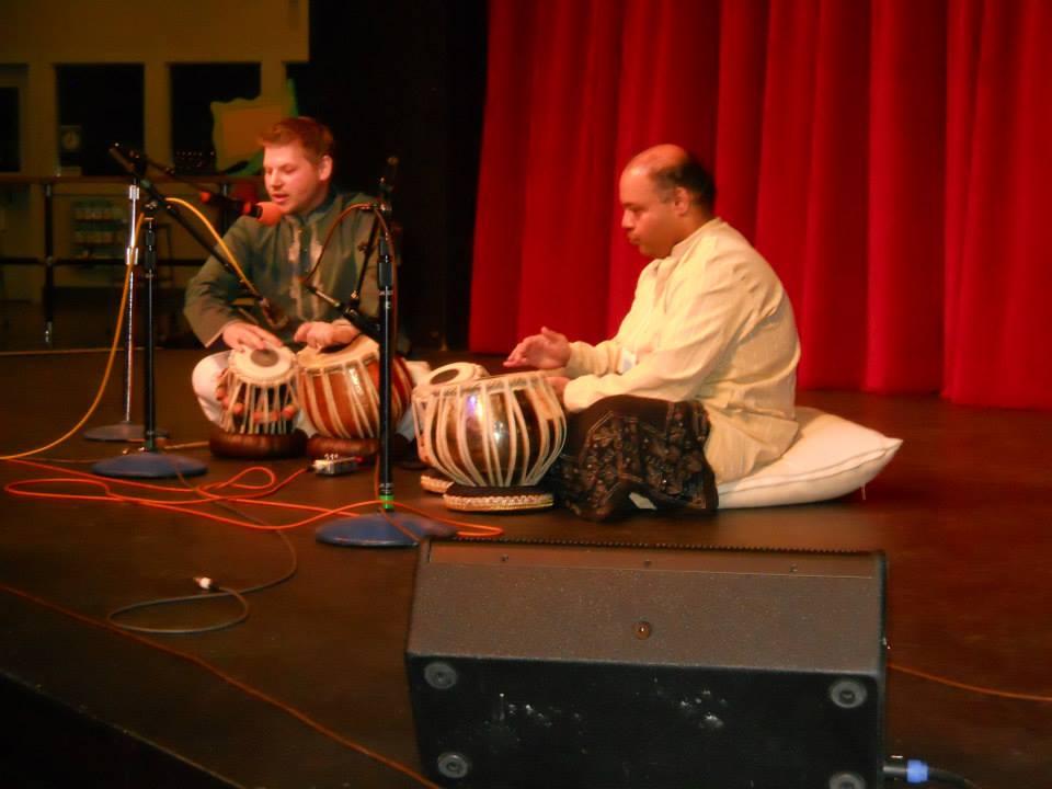Tabla Duet with Anil Prasad at the Seattle World Rhythm Festival
